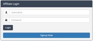 idevaffiliate account login
